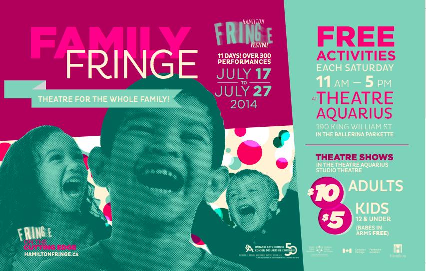 Family Fringe Flyer